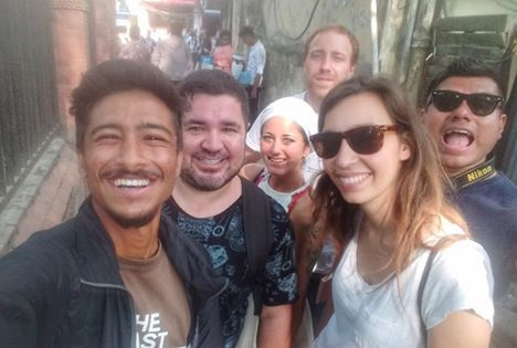 Walking Food Tour of Kathmandu, Nepal