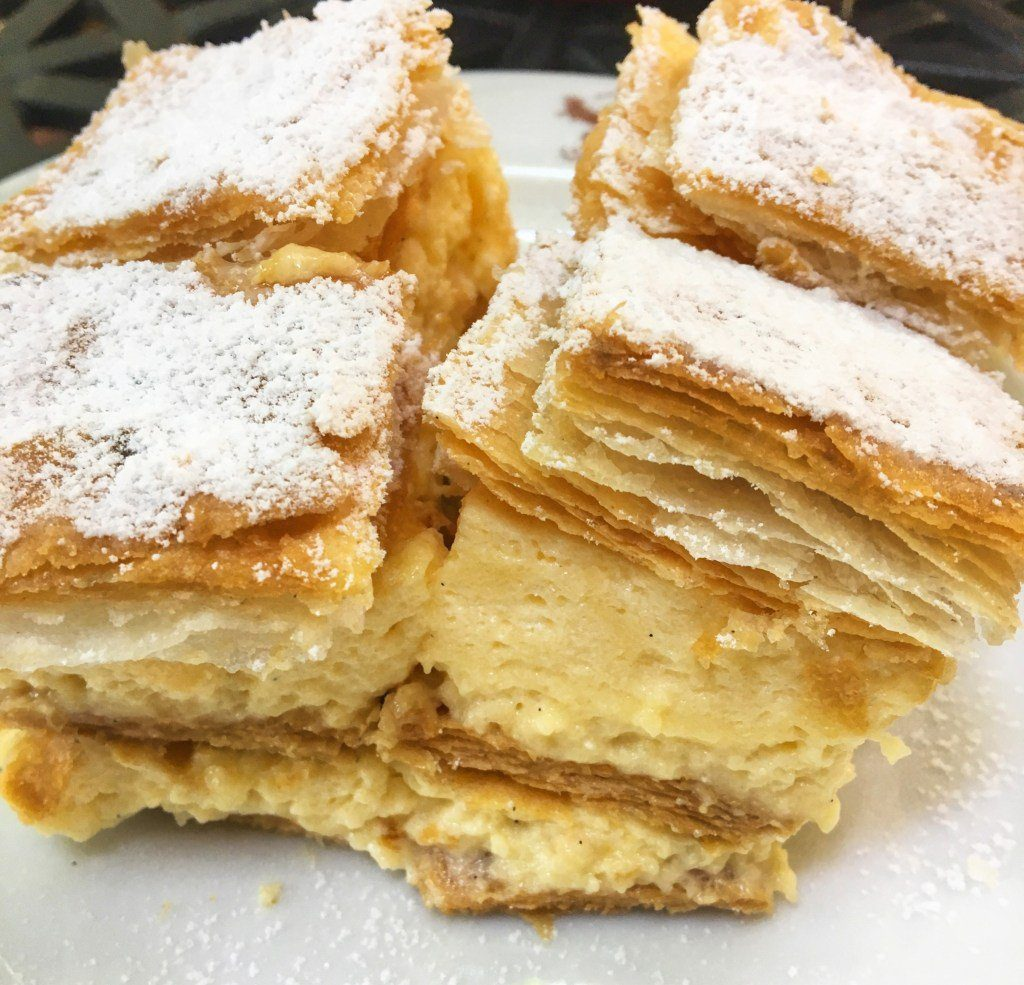 Hungarians take their pastries and desserts very seriously.  Traditional Hungarian Food