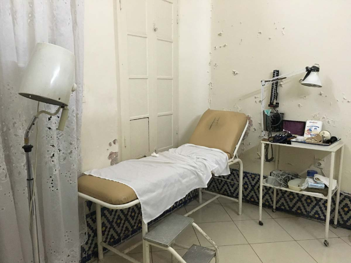 When Traveling Sucks: A Hospital Visit in Fez, Morocco
