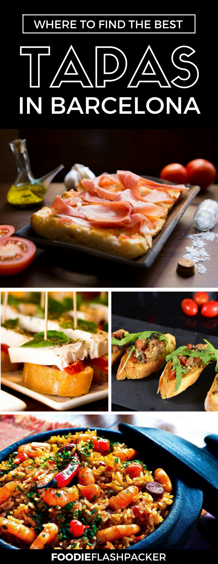 Where to Find the Best Tapas in Barcelona, Spain