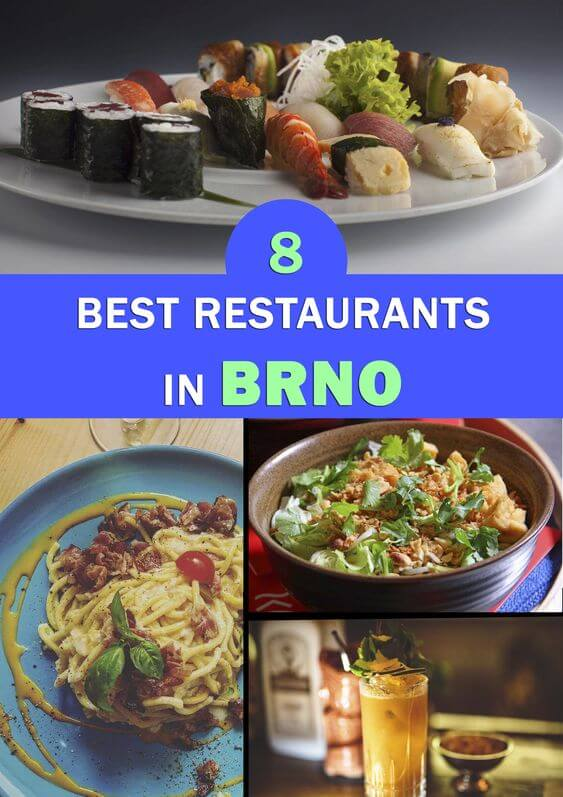best brno restaurants