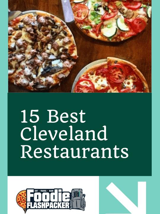15 Best Cleveland Restaurants