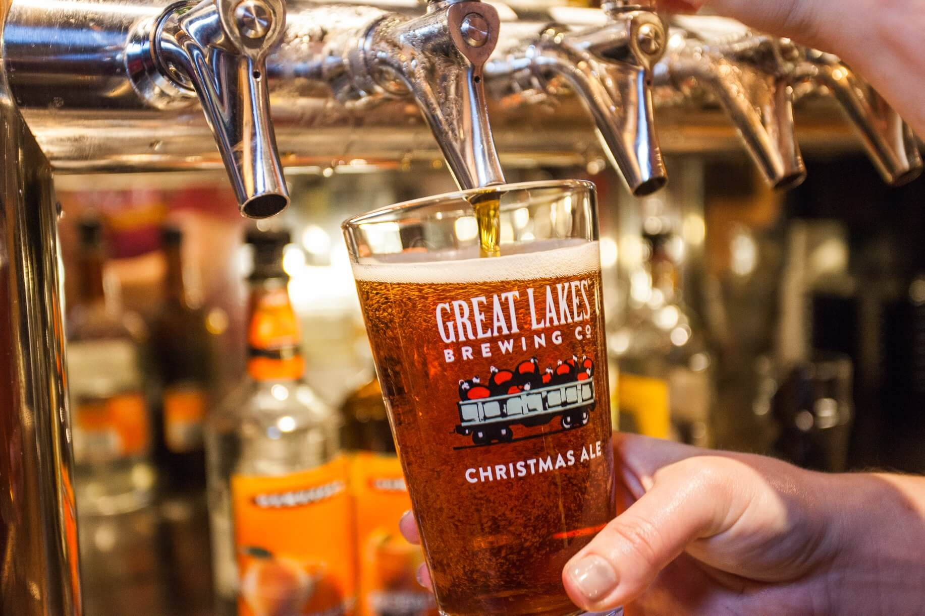 Great Lakes Brewing Cleveland