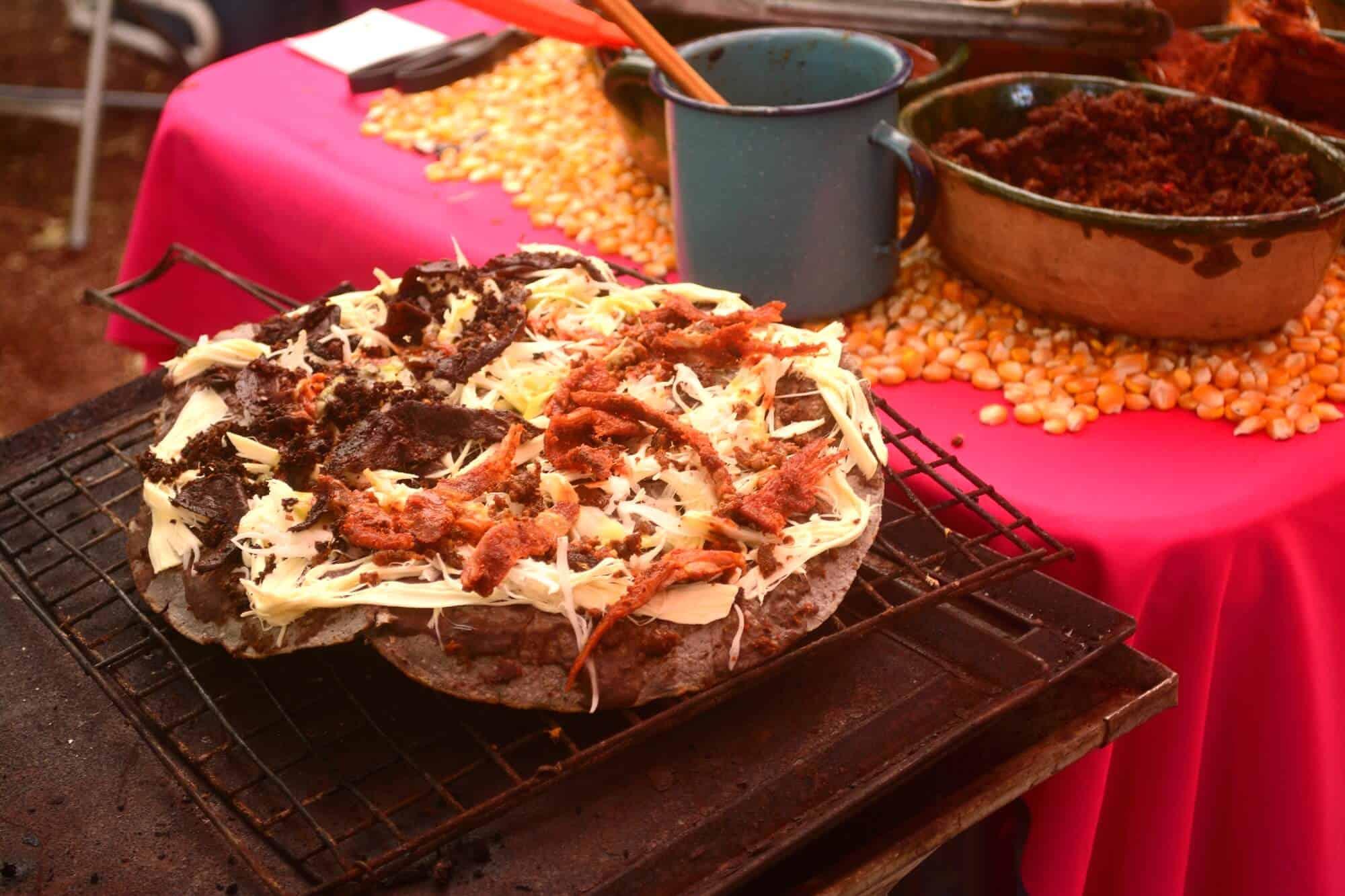 Oaxacan Food