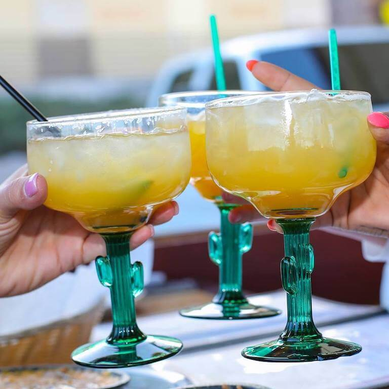 three margaritas restaurants in Summerlin, Las Vegas