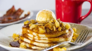 pancakes with fruit oklahoma city brunch restaurants