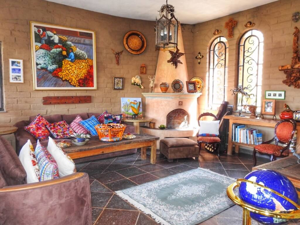 Casa Angelitos where to stay San Miguel de Allende