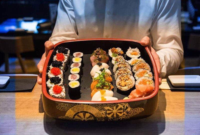 The 17 Best Restaurants in Warsaw, Poland | Must-Try Warsaw Restaurants - Izumi Sushi