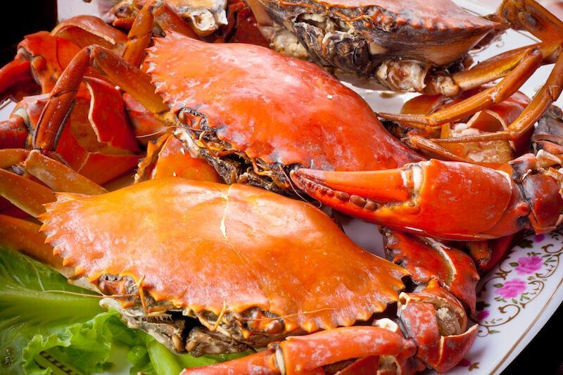 steamed crabs best Vancouver WA restaurants