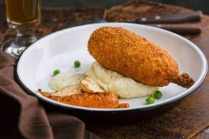 Chicken Kiev best restaurants