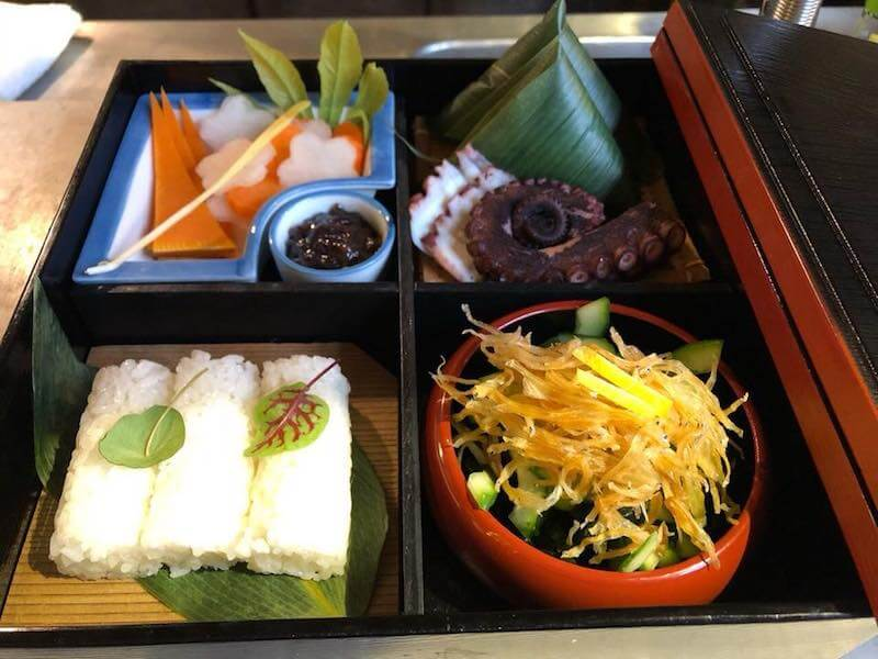 best Japanese food in Sofia