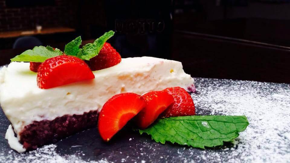 Where to Eat in Sofia, Bulgaria – Motto - dessert