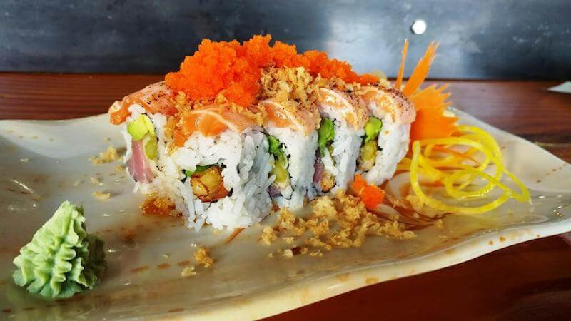 sushi restaurants in Vancouver WA