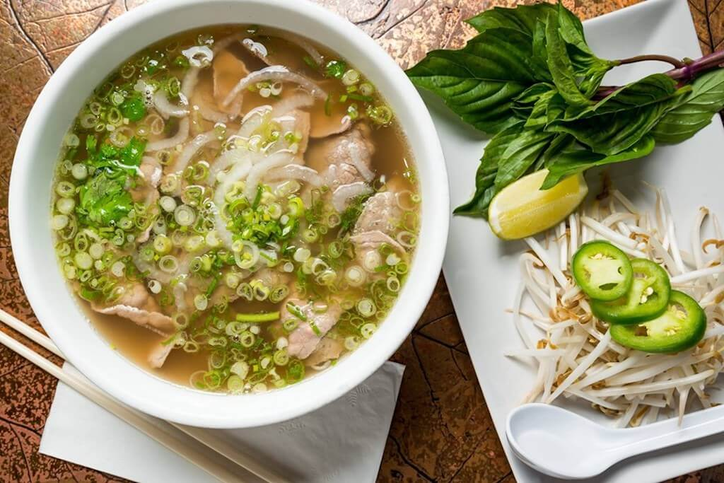 bowl of pho Mequon restaurants