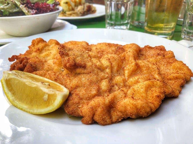 Where to Find the Best Schnitzel in Vienna, Austria - Glacis Beisl