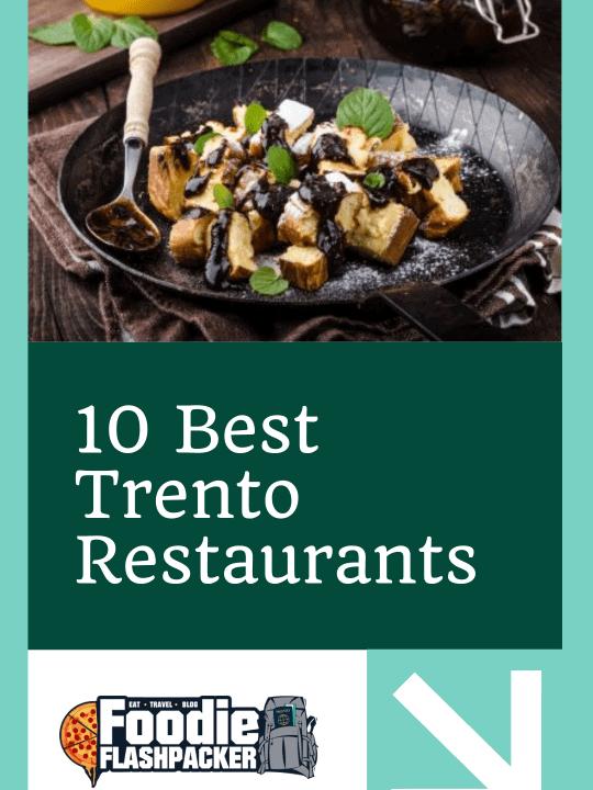 10 Best Trento Restaurants
