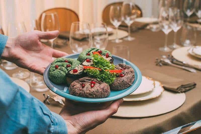 fine dining Tbilisi