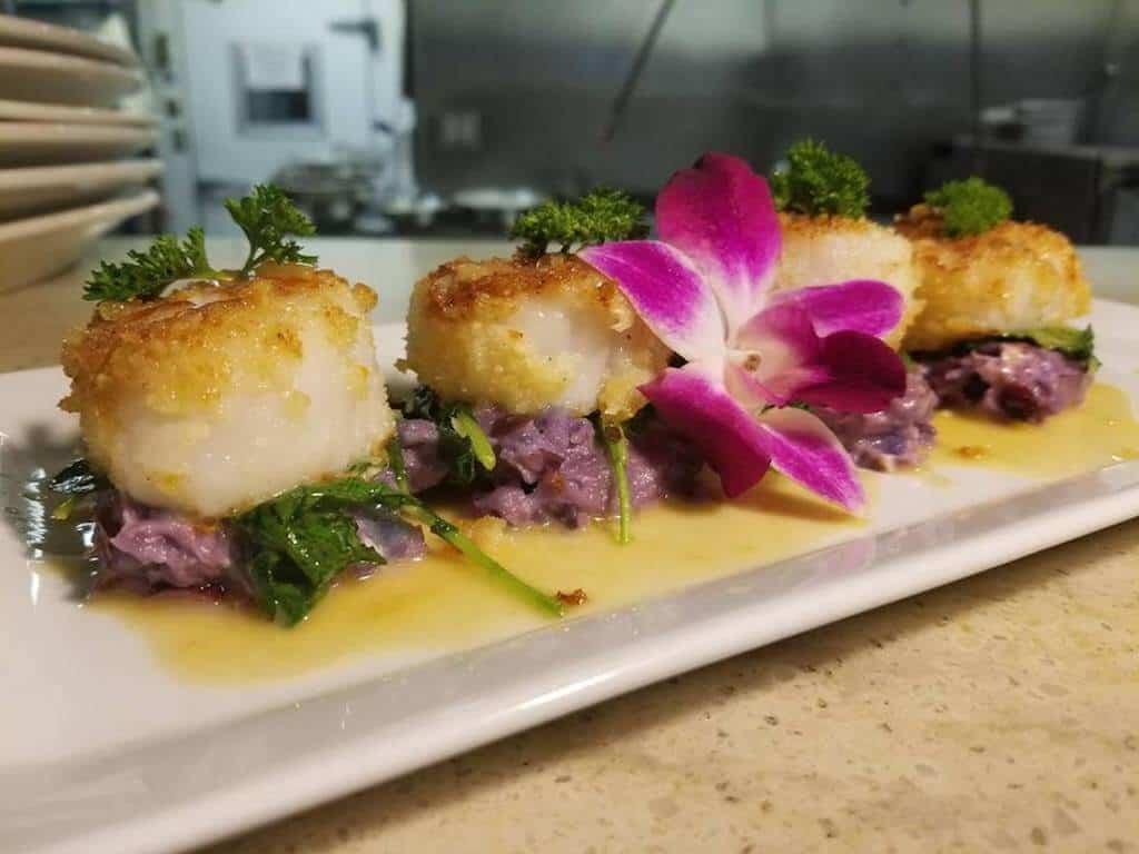 scallops Tustin CA restaurants
