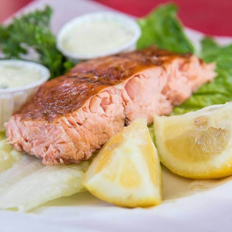 grilled salmon best restaurants in Tustin CA