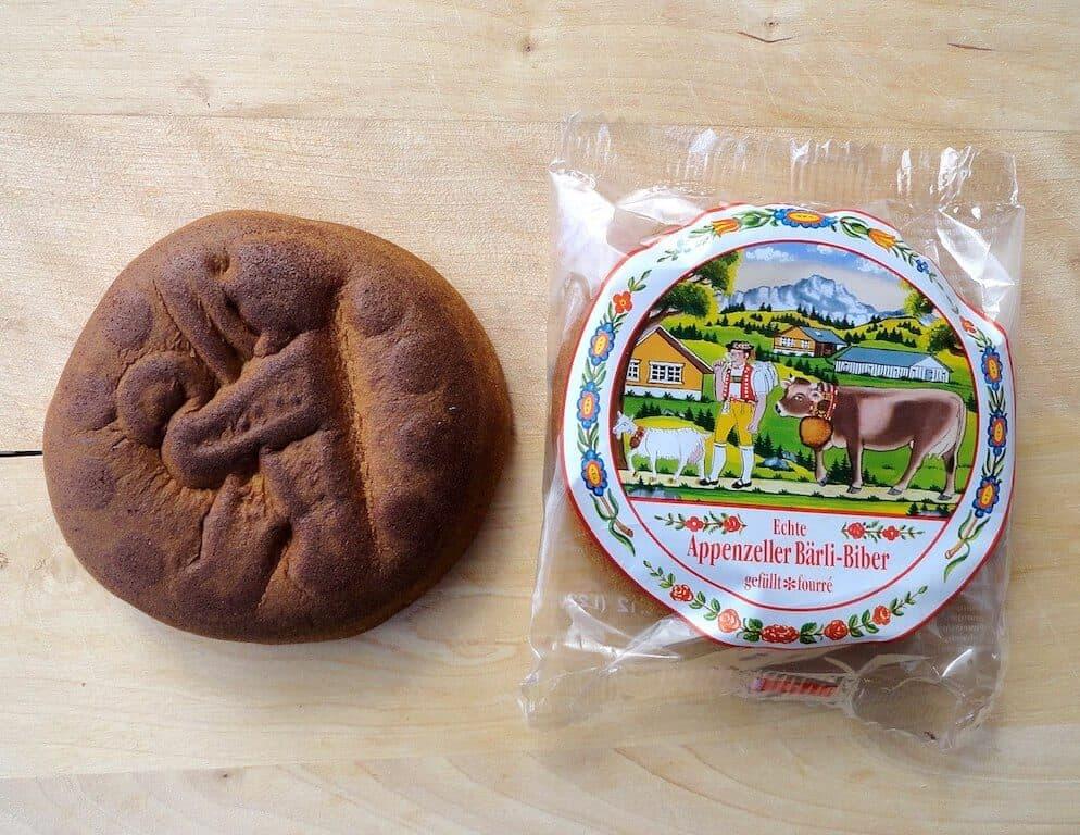 Biberli Swiss dessert