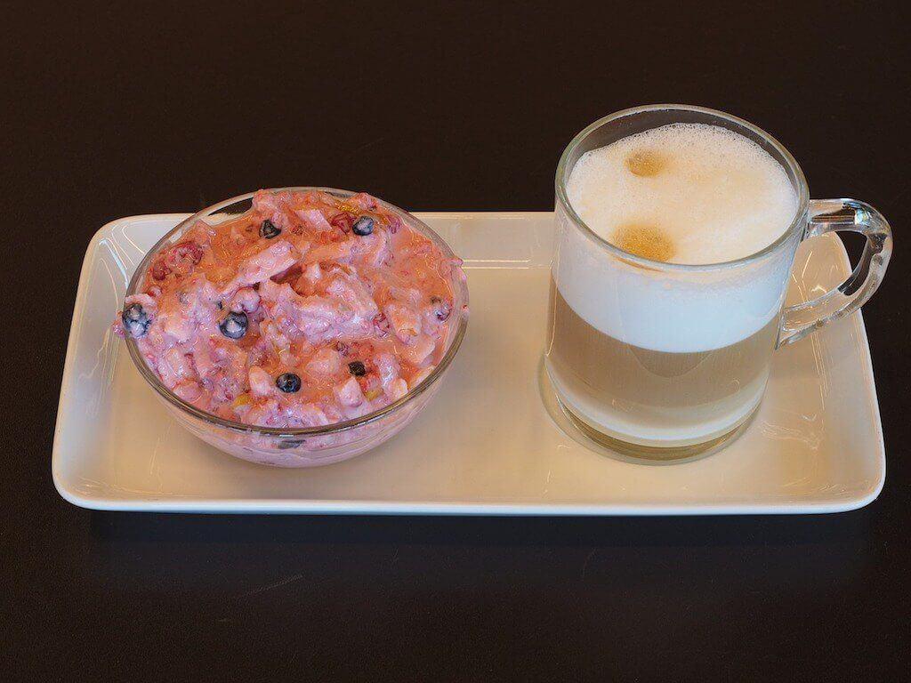 Birchermüesli Swiss meals