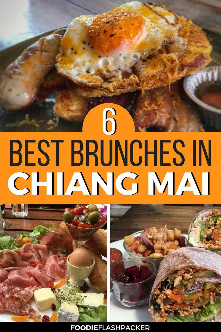 The Best Brunches in Chiang Mai, Thailand