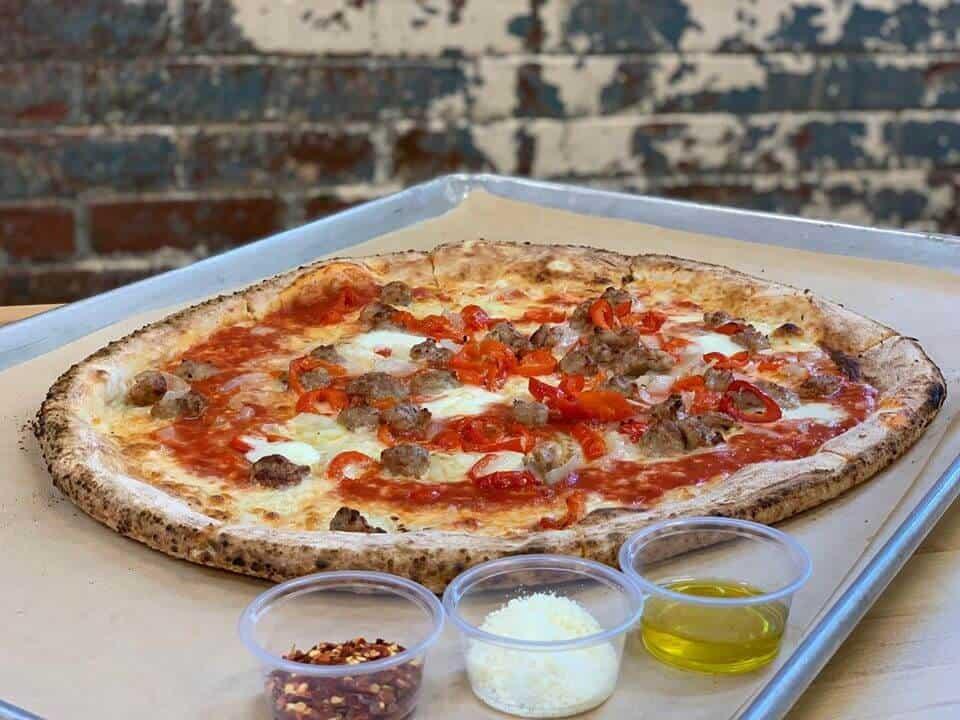 pizza Mooresville NC
