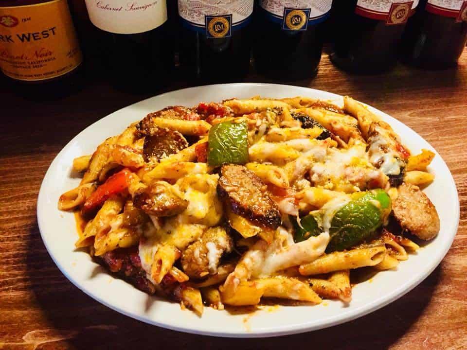 Italian food LeRoy NY