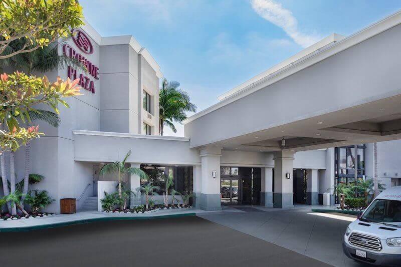 Crowne Plaza Hotel Costa Mesa CA