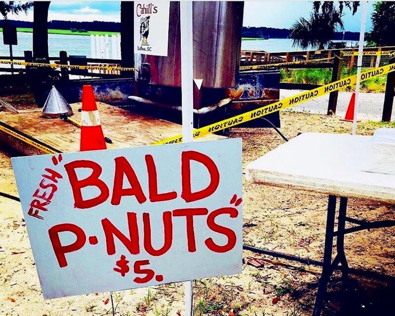 boiled peanut festival