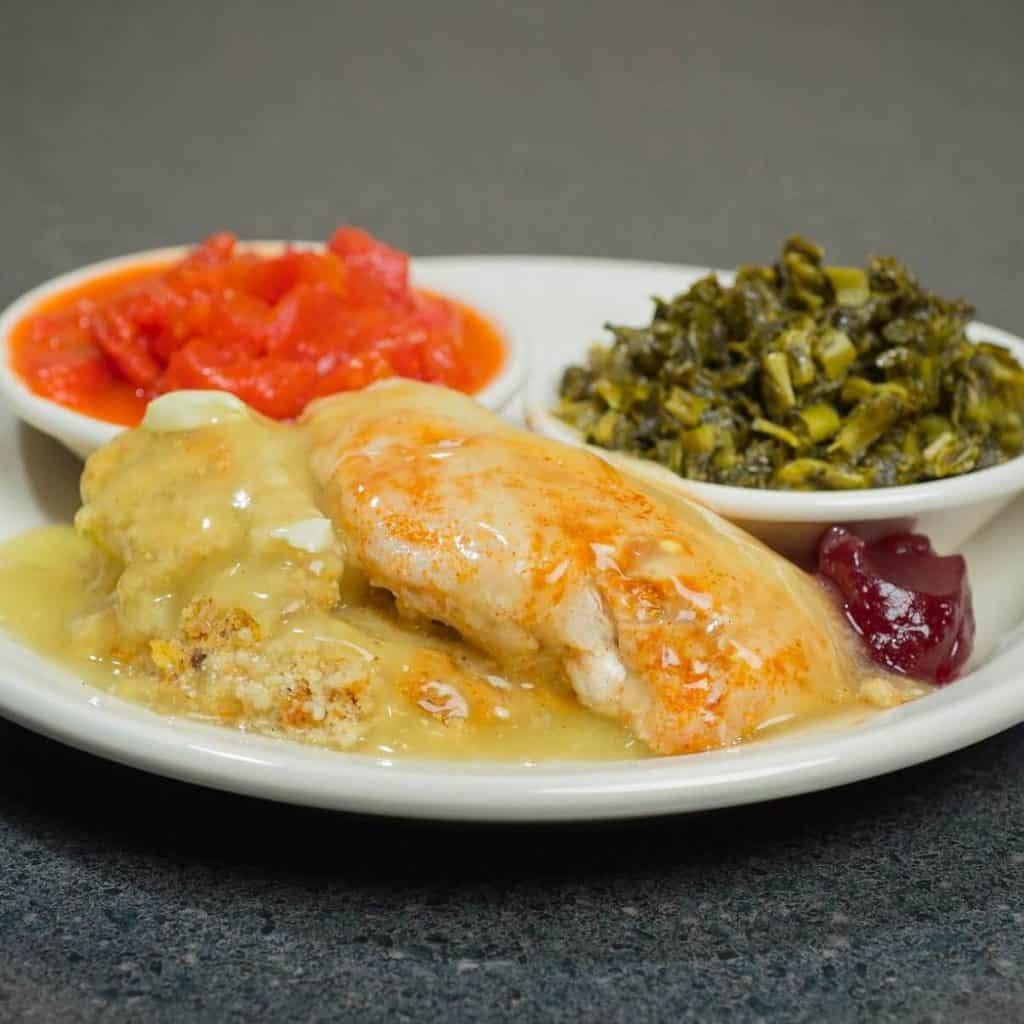 food Spartanburg SC