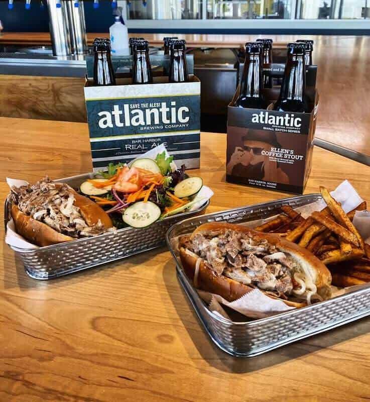 best restaurants in Bar Harbor Maine