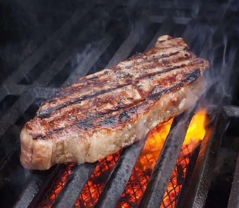 Amelia Island steak