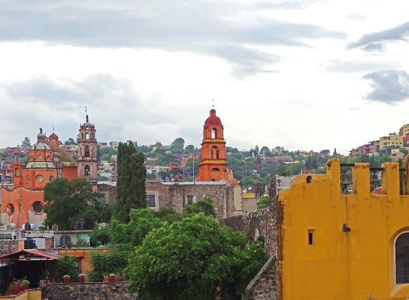 Rooftop Restaurants in San Miguel
