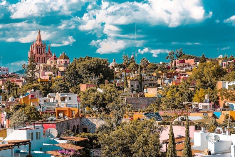 Luna San Miguel de Allende