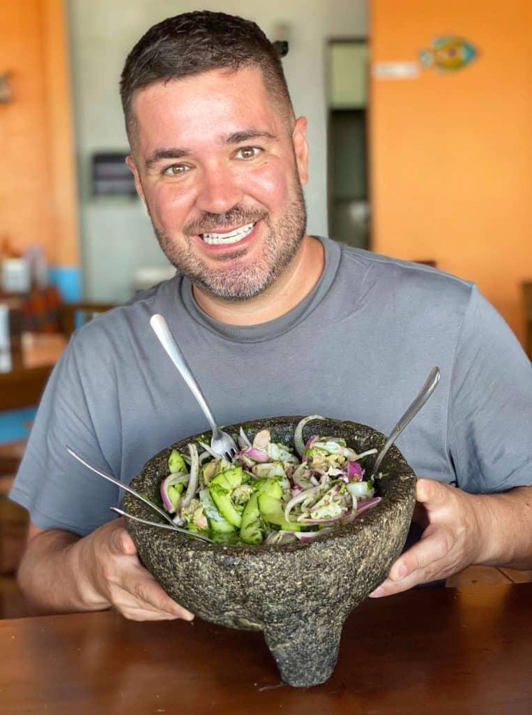 Nathan Aguilera | Foodie Flashpacker