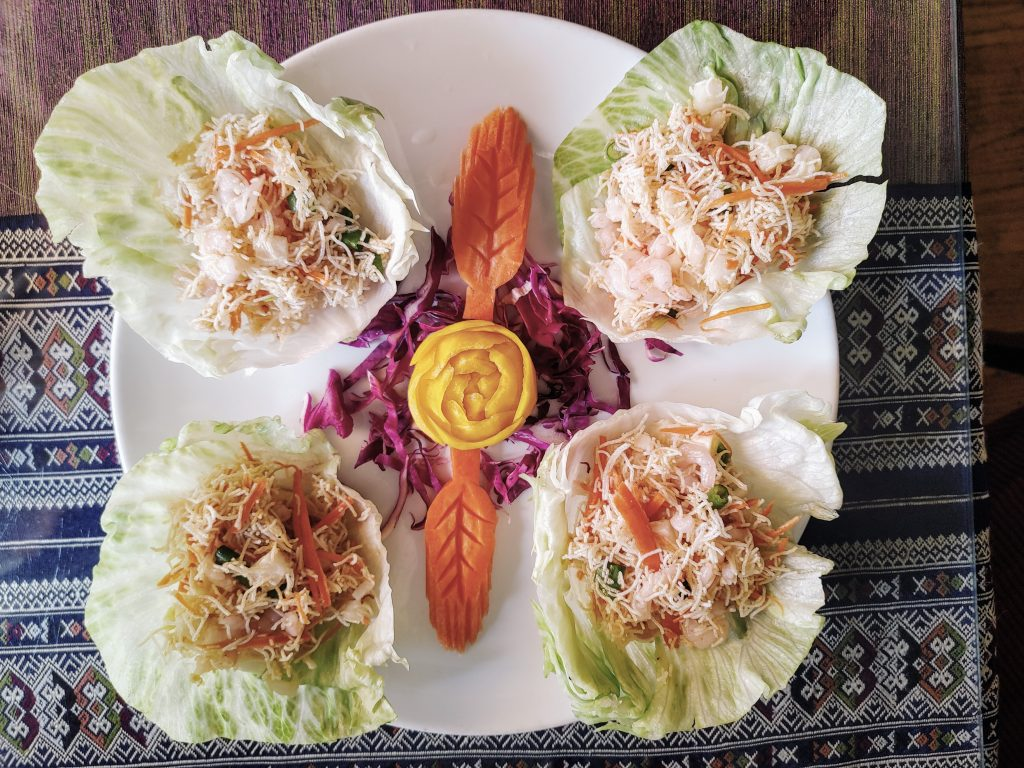 8 Must-Try Danville Restaurants: The Thai House Wrapped