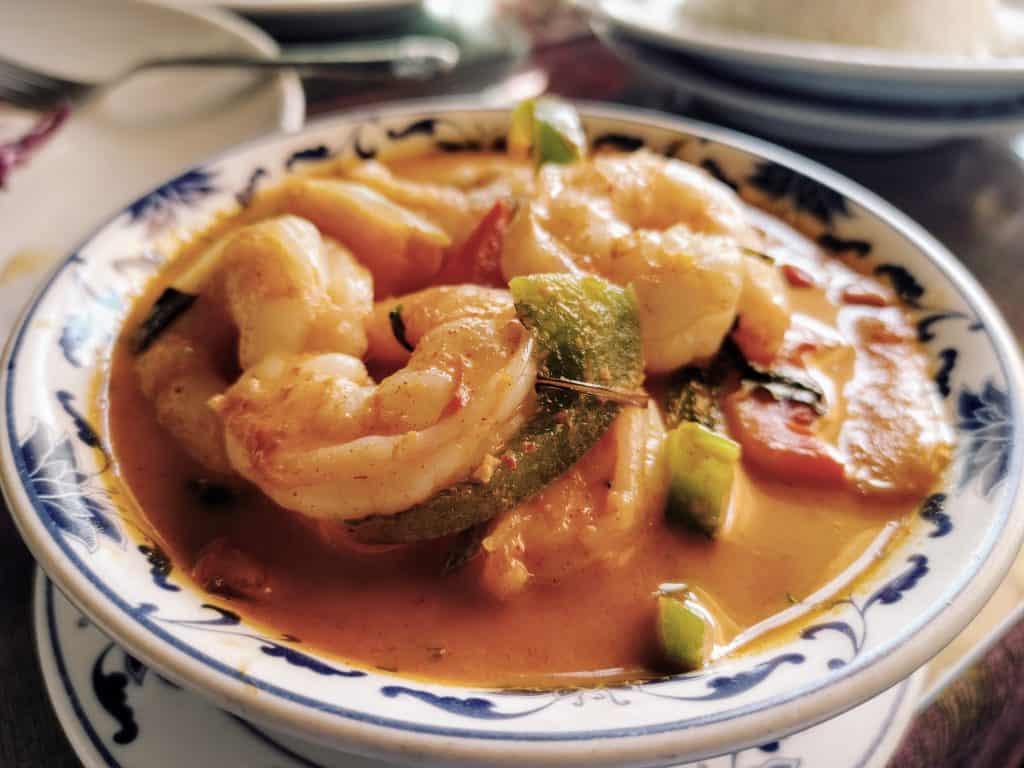 8 Must-Try Danville Restaurants: Pumpkin Curry