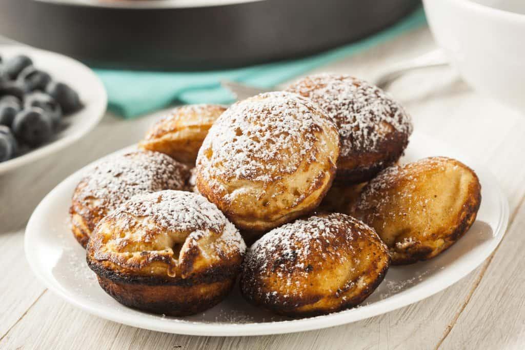 9 Must-Try Visalia Restaurants: Aeblskiver Danish Pancake