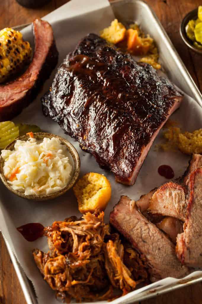 Eight Must-Try Restaurants in Bainbridge, Georgia: Pulled pork, Brisket, Ribs