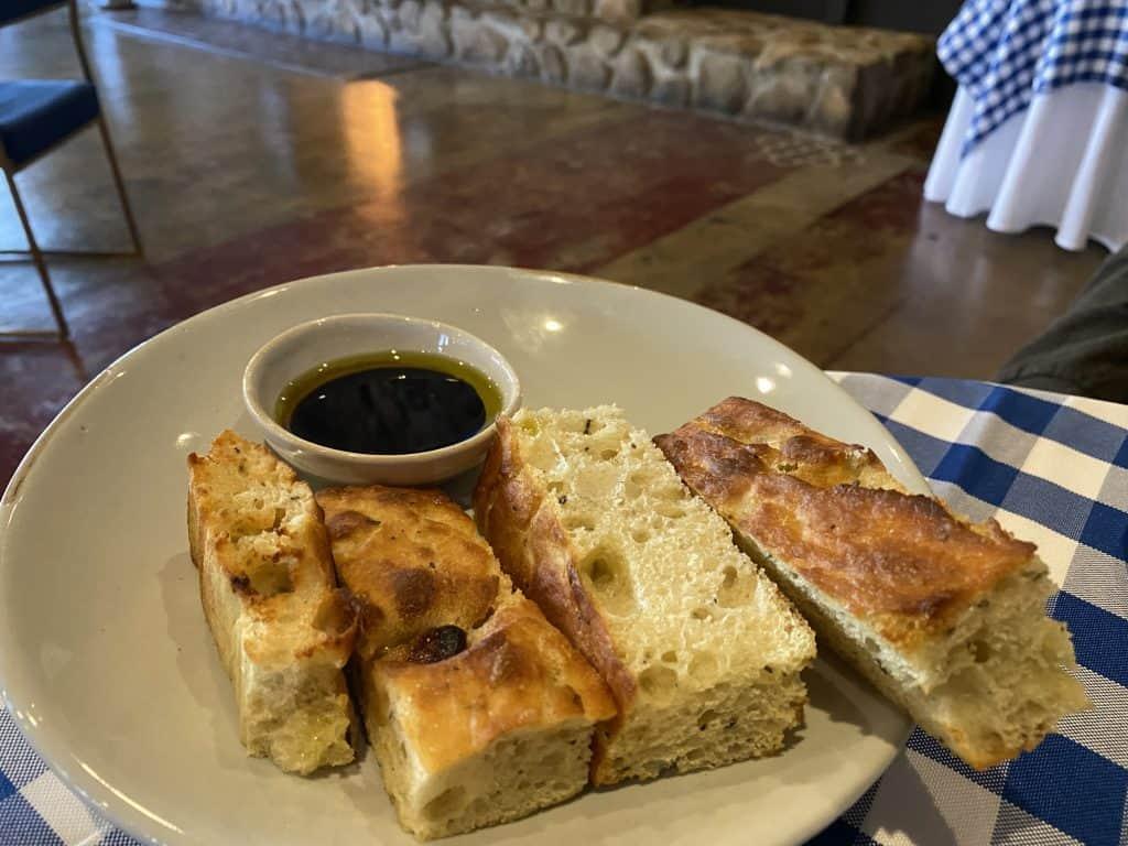 8 Boone NC Restaurants: Foccacia