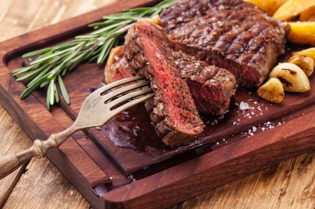 Eight Must-Try Restaurants in Bainbridge, Georgia:  Beef Steak