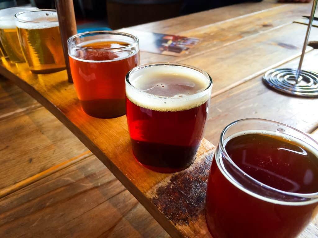 9 Must-Try Visalia Restaurants: Beer Samples