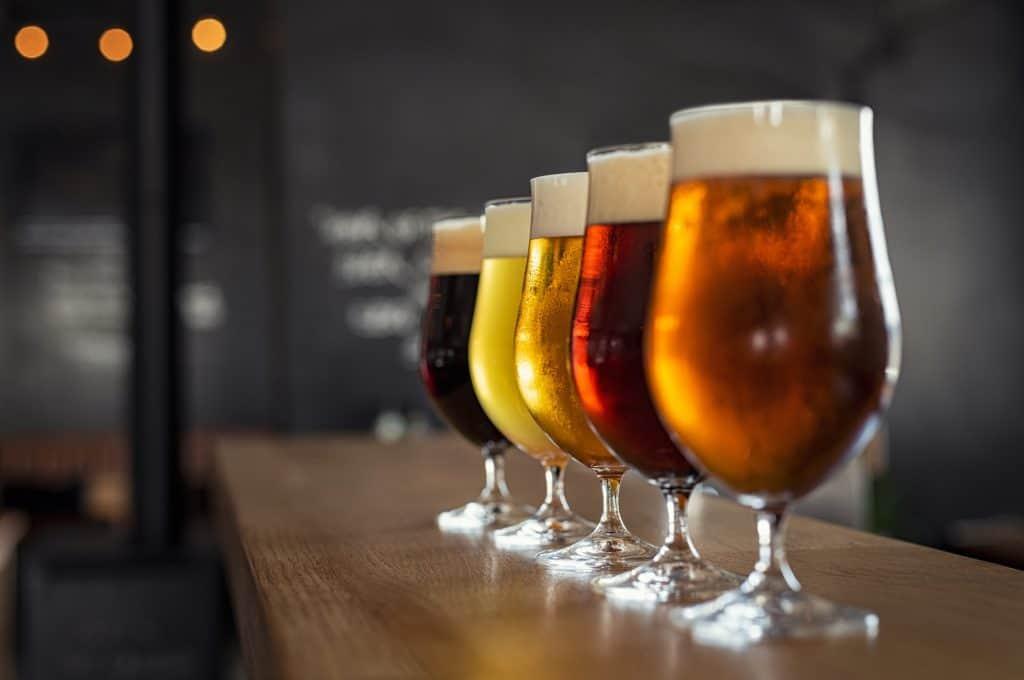 Best Half Moon Bay Coastside Restaurants: Beers