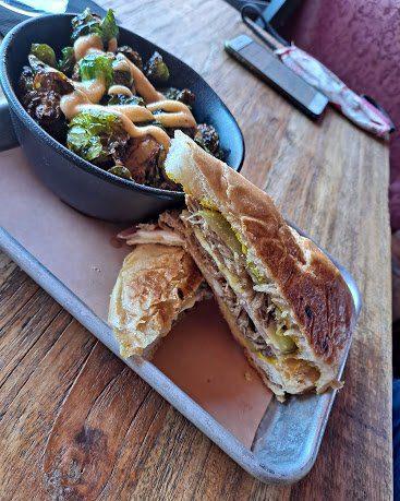 7 Best Banner Elk Restaurants:Cuban Sandwich