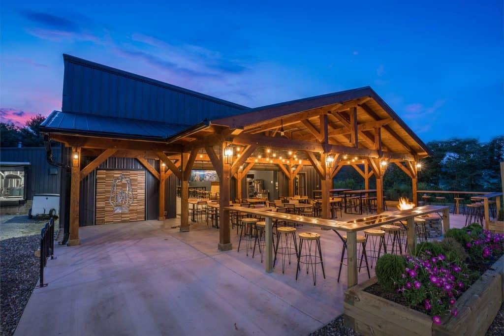 8 Boone NC Restaurants: Booneshine Brewery