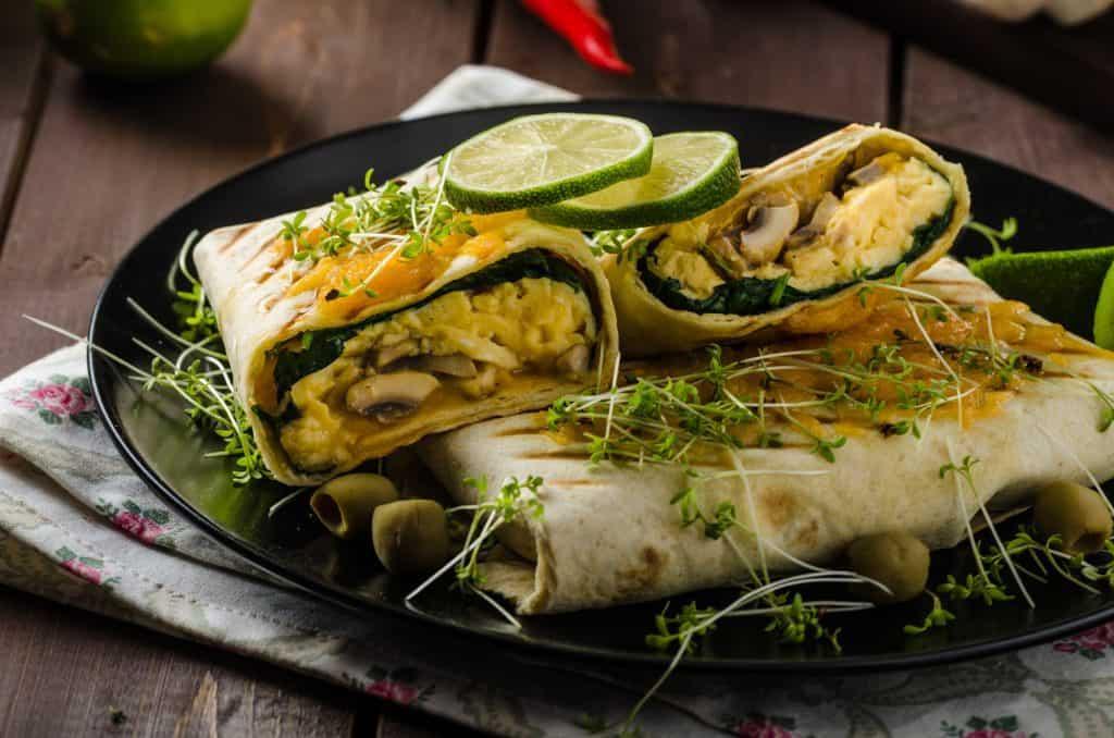 9 Must-Try Visalia Restaurants: Breakfast Burrito