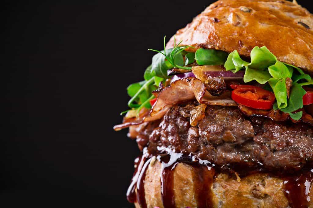 13 Best Restaurants in Lexington: Angus beef burger