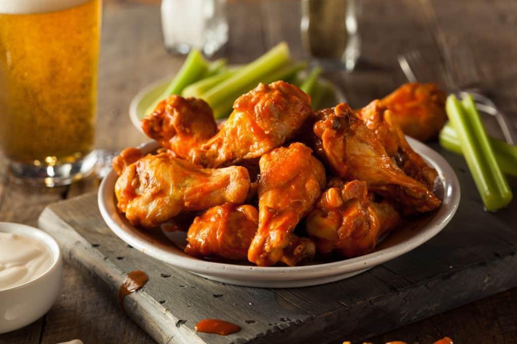 Seven Must-Try Barracks Row Restaurants: Chicken Wings