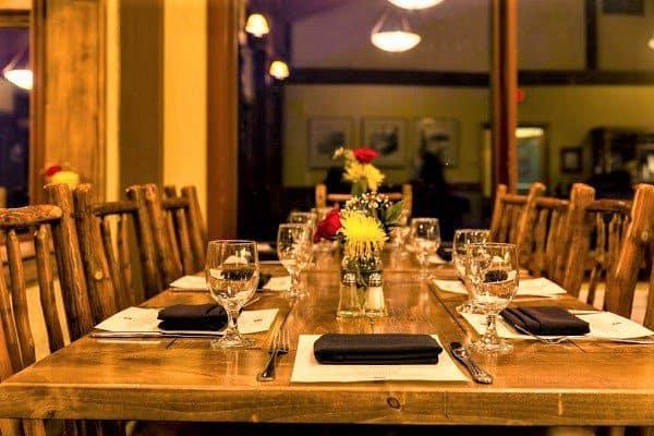 The Best Stowe VT Restaurants: The Cliff House Restaurant